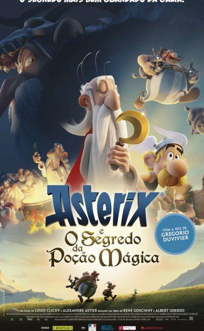 Astérix e o Segredo da Poção Mágica