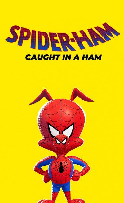 Peter Porker - O Espetacular Porco-Aranha