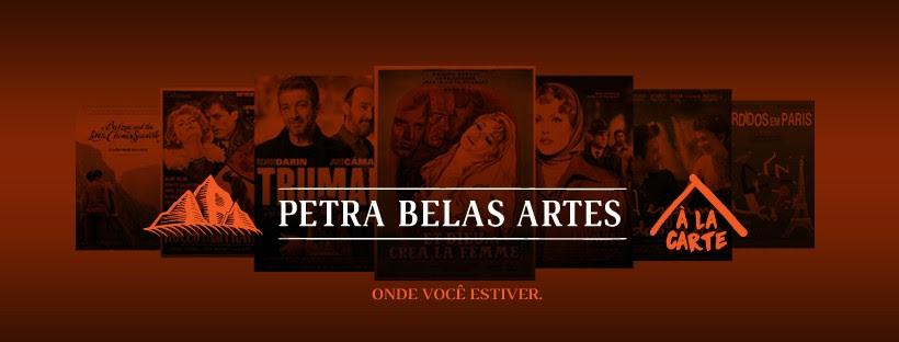 Petra Belas Artes À LA CARTE: o cinema mais amado de São Paulo agora onde você estiver
