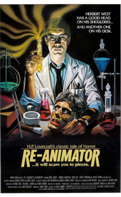 Re-Animator - A Hora dos Mortos Vivos