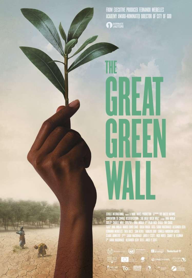 A Grande Muralha Verde - Limão Mecânico
