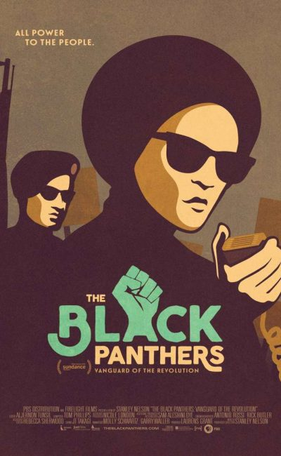 Os Panteras Negras: Vanguarda da Revolução