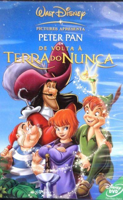 Peter Pan De Volta à Terra Do Nunca Limão Mecânico