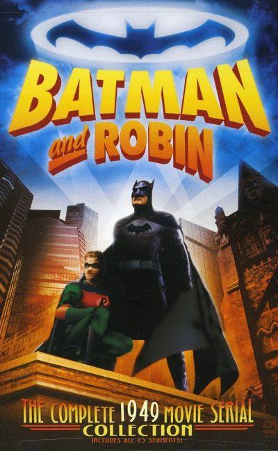 Batman e Robin ou A Volta do Homem Morcego