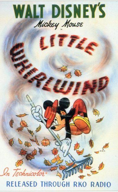 Mickey e o Tufão / O Pequeno Furacão