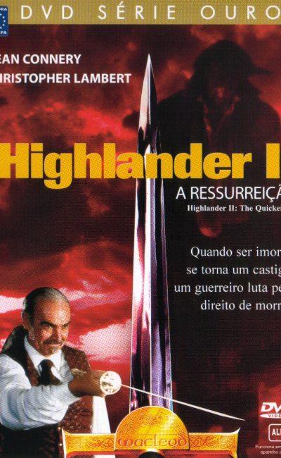 Highlander 2: A Ressurreição