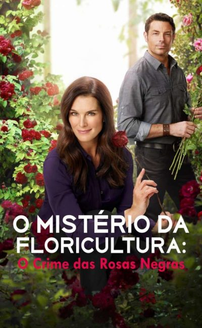 O Mistério da Floricultura: O Crime das Rosas Negras