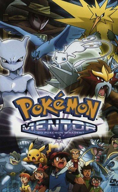 Pokémon - O Mentor do Pokémon Miragem