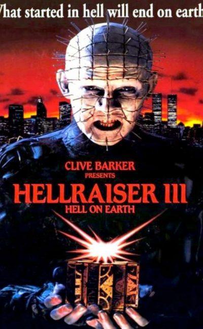 Hellraiser III: Inferno na Terra