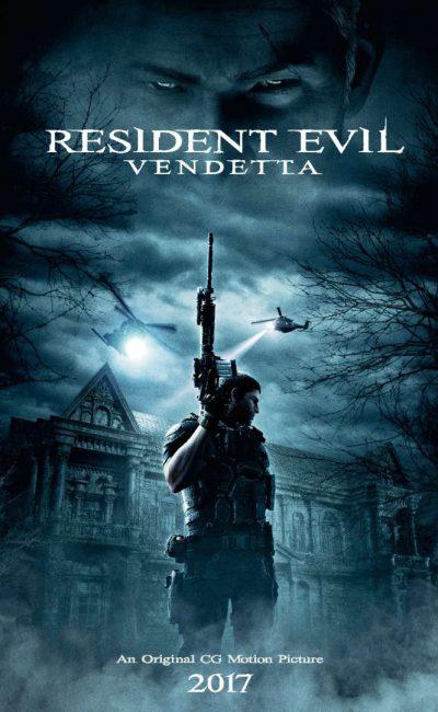 Resident Evil A Vingança