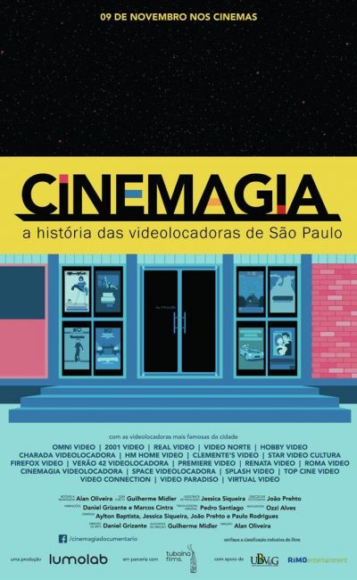 CineMagia A História das Videolocadoras de São Paulo