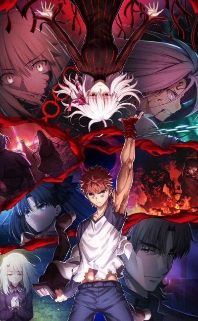Gekijouban Fate/Stay Night: Heaven's Feel - III. Spring Song