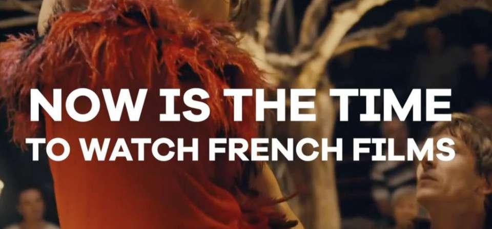 MyFrenchFilmFestival Edição STAY HOME: Duas boas notícias!