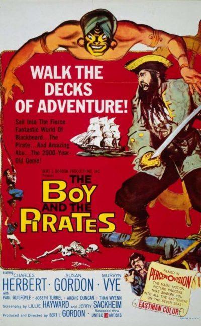O Menino e os Piratas