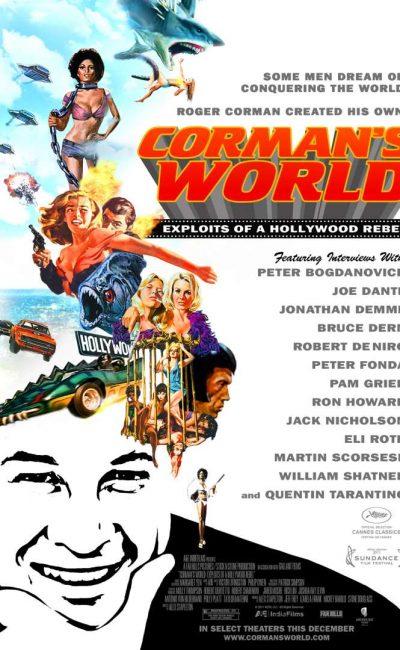 O Mundo de Corman: Proezas de um Rebelde de Hollywood