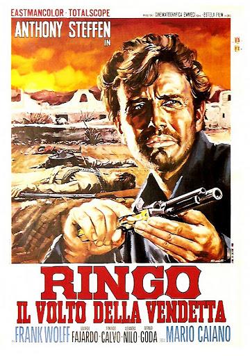 Ringo - A Marca da Vingança   A Vingança de Ringo