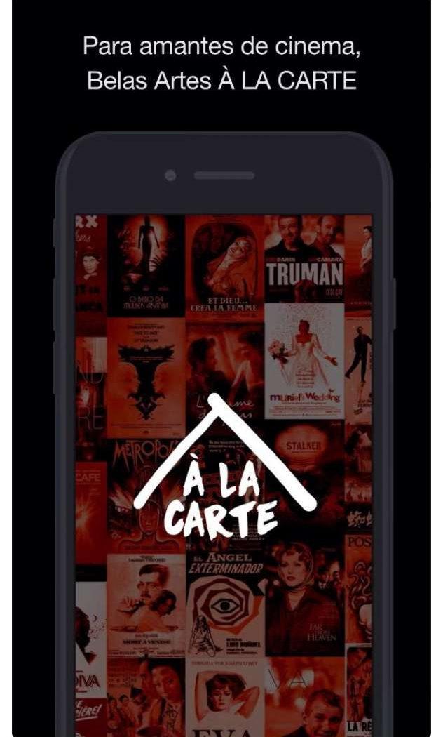 O Petra Belas Artes À La Carte lança aplicativos próprios