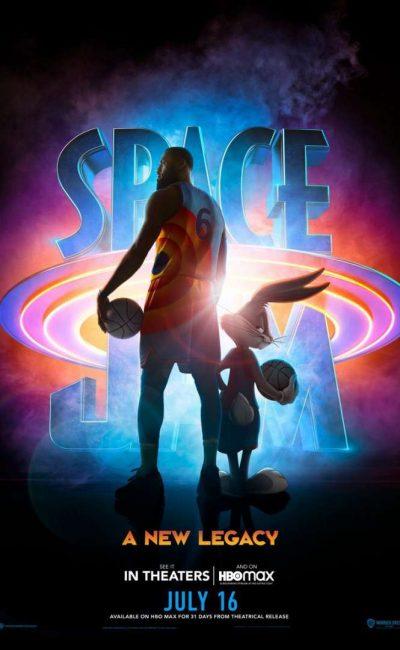 Space Jam: O Novo Legado
