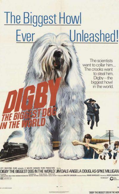 Digby, o Maior Cão do Mundo