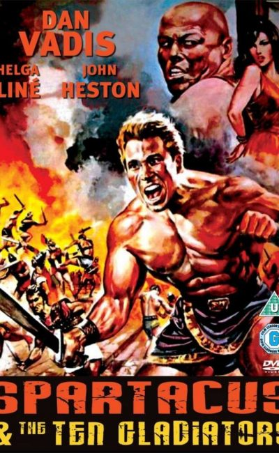 Spartacus e os Dez Gladiadores