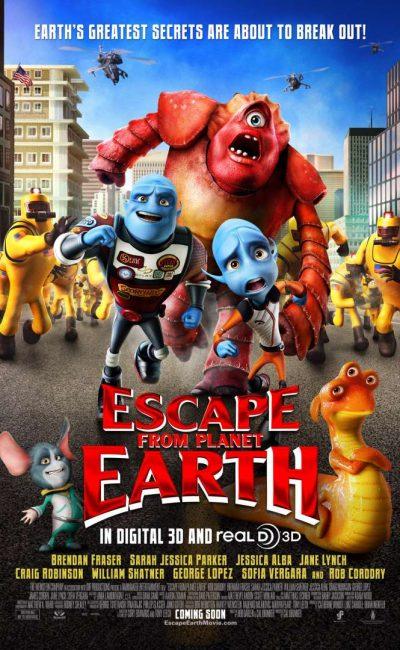 A Fuga do Planeta Terra