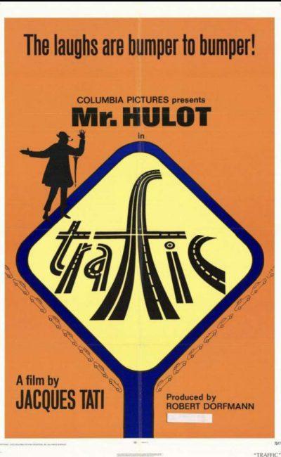As Aventuras de M. Hulot no Tráfego Louco