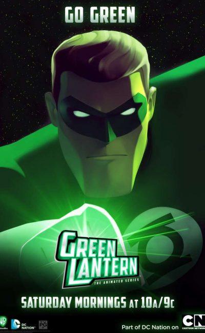 Lanterna Verde: A Série Animada