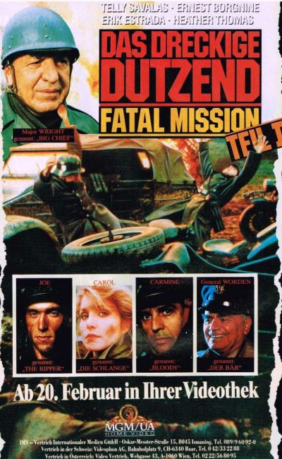Os Doze Condenados: Missão Fatal