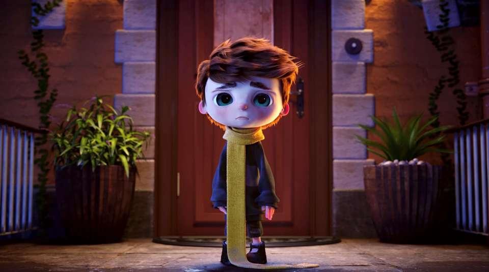Oscar(R) 2021 - Curta-metragem de animação brasileiro, Umbrella, entra na corrida pela premiação