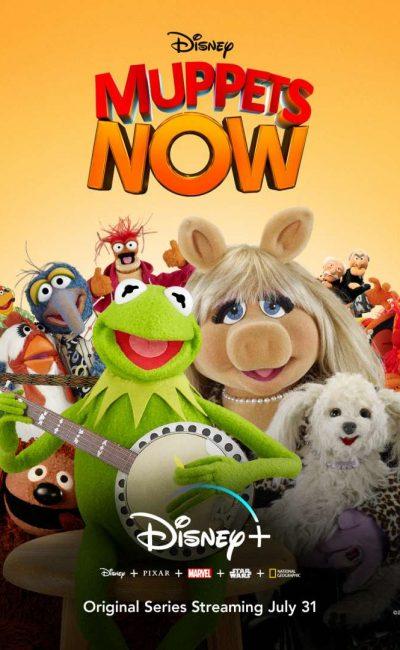 Agora Muppets