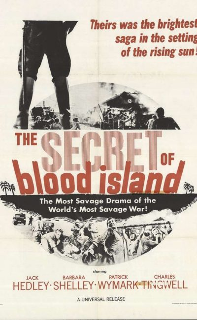 O Segredo da Ilha de Sangue