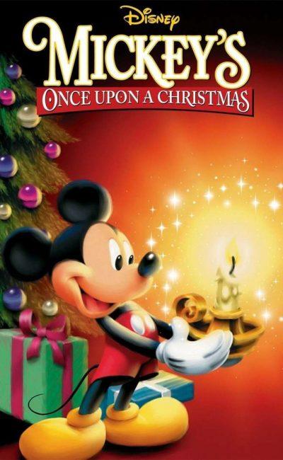 Aconteceu no Natal do Mickey