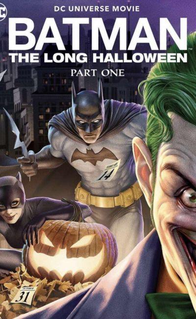 Batman: O Longo Dia das Bruxas - Parte 1