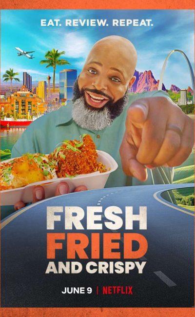 Fresh, Fried and Crispy